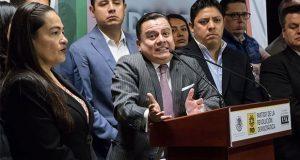 Manuel Granados renuncia a CEN del PRD