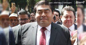 Barbosa impugnará el martes; CEN de Morena lo dejaría como candidato