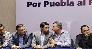 Por Puebla al Frente pide aceptar triunfo de Martha Erika