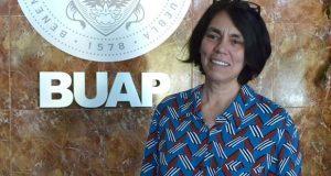 Patricia Domínguez, matemática de BUAP, recibe presea de ciencia