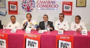El Buen Fin dejará 4 mil 500 mdp a Puebla