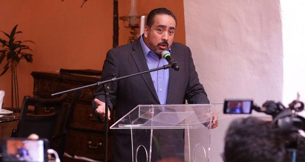 Micalco pedirá renovar PAN Puebla cuando haya nuevo líder nacional