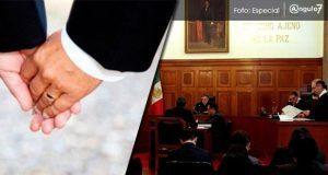 Congreso desacata fallo de SCJN por no legislar matrimonios igualitarios