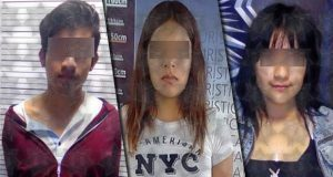 En Puebla y Tehuacán, SSP aprehende a ocho hombres y tres mujeres