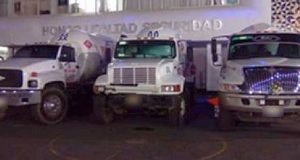 SSP recupera 10 vehículos con reporte de robo en 4 municipios