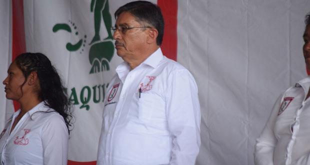 Nuevo gobierno de Ixcaquixtla ofrece atender problemas de agua