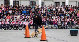 Ssptm imparte talleres a alumnos de bachillerato Héroes de la Reforma