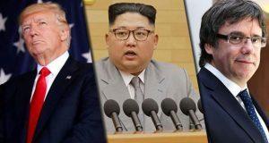 Trump, Kim Jong-un y Puigdemont, nominados al Nobel de la Paz: Times