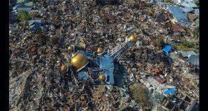 En Indonesia, reportan más de 1,200 muertos por sismo y tsunami