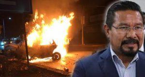 """Darían """"perdón"""" a morenista responsabilizado por choque en Hidalgo"""