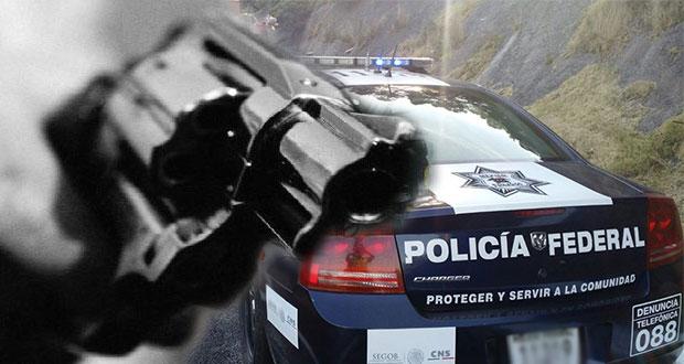Reportan balacera entre PF y delincuentes en Los Reyes de Juárez