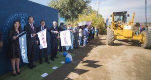 Arrancan obras para infraestructura en prepa de BUAP en San Martín