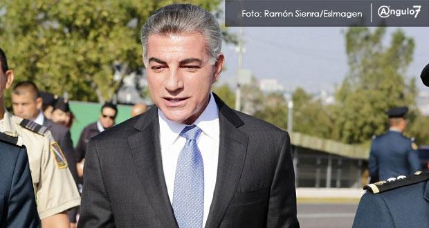 El exgobernador Antonio Gali se vacuna contra Covid-19