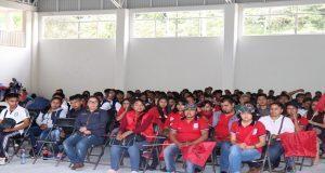 Piden a estudiantes involucrarse para mejorar a México