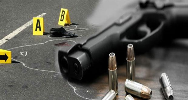 Homicidio doloso crece 30% en Puebla