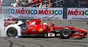 Gran Premio de México F1 espera tener apoyo del nuevo gobierno