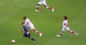 Club Puebla sufre duro revés contra Morelia en su lucha por calificar