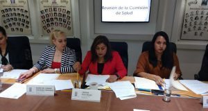 """Llaman a comparecer a Arely Sánchez por """"rezagos"""" en sector salud"""