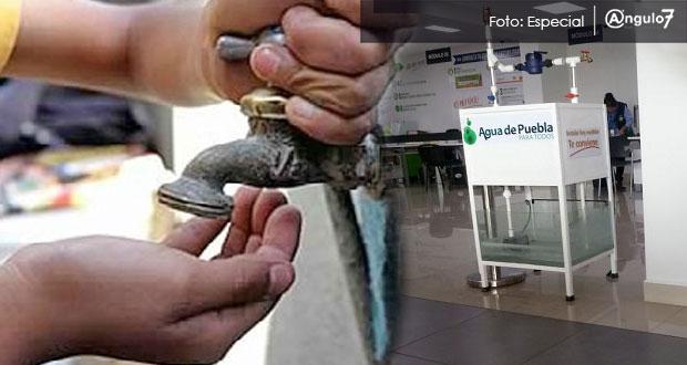 Congreso alista revocación de la concesión del agua en Puebla