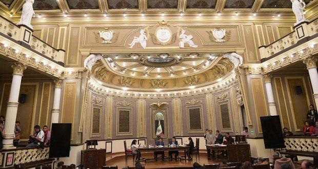Congreso de Puebla invita a foro sobre derechos humanos y seguridad