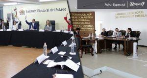 Congreso de Puebla llama a comparecer a IEE y TEEP para explicar elección