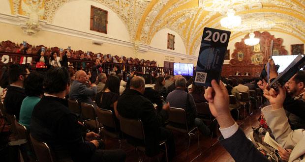 Aprueba Consejo Universitario de la BUAP adquirir crédito de 200 mdp