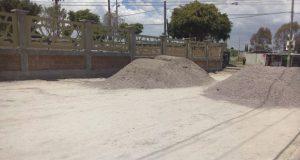 Construirán estacionamiento para iglesia en Balcones del Sur