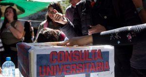 En UNAM, 14 mil estudiantes votan sobre el NAIM
