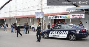 50 personas armaron balacera en La Fayuca