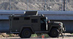 EU envía barreras de seguridad a frontera para detener a migrantes