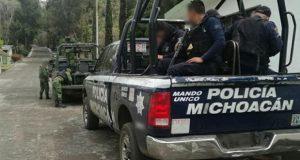 """Michoacán toma control de Zamora por """"nexo"""" de SSP con criminales"""