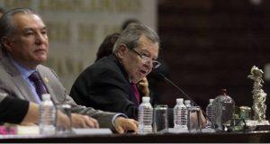 Legisladores de Morena no pagarán consulta de NAIM: Muñoz y Monreal