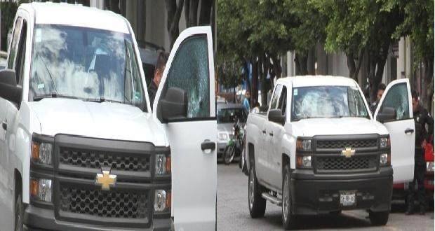 Comando balea a empresario de Tehuacán y muere en hospital