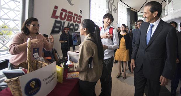 Participan 70 empresas en encuentro de emprendimiento de la BUAP