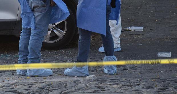 Abandonan cuerpo de hombre ejecutado en Santa María Nenetzintla