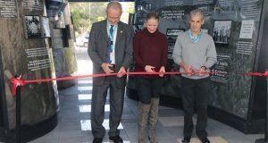 Inauguran exposición sobre memoria y tolerancia en Ibero de Puebla
