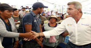 Puebla, lista para continuar recibiendo inversiones: Gali