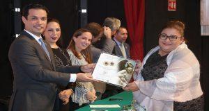IMSS de Ixtepec recibe por tercera vez premio a la competitividad