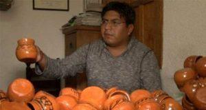 Comunidad indígena de Morelos sustituye vasos de unicel por jarritos