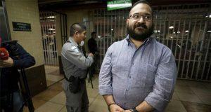 Pese a declarase culpable, Javier Duarte impugna sentencia de 9 años