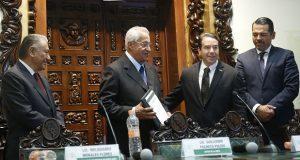 Presentan el libro sobre Sistema Nacional Anticorrupción en la ELDP