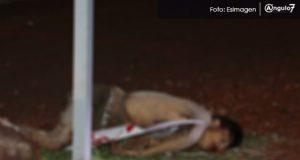 Linchan a presunto ladrón frente a Central de Abasto; irían 11 casos