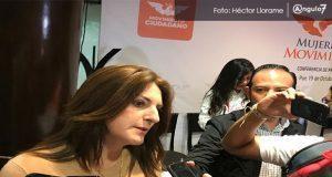 Congreso no debe castigar presupuesto de Puebla si gana Martha Erika: Gómez