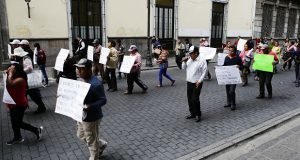 En marcha, 28 de Octubre exige liberar a miembro, detención es ilegal