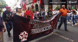 Represión no para, señala 28 de Octubre al conmemorar 45 años de existencia