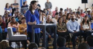 Martha Erika promete apoyar Villa Iluminada y turismo en Atlixco