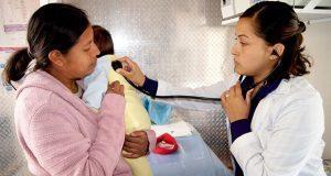 En Puebla, aplicarán vacunas de influenza a niños y ancianos