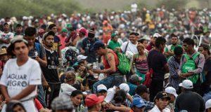 "Tijuana es frontera ""más segura"" para llegar a EU, dicen migrantes"