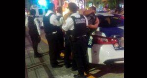 Arrestan a 12 militares por alterar el orden en calles de Cancún