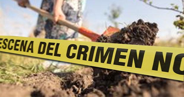 Mujer asesina en Tehuacán a su pareja y lo entierra en su casa